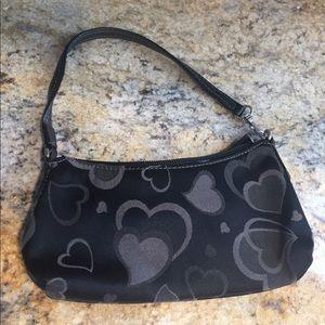 Mini hearts purse